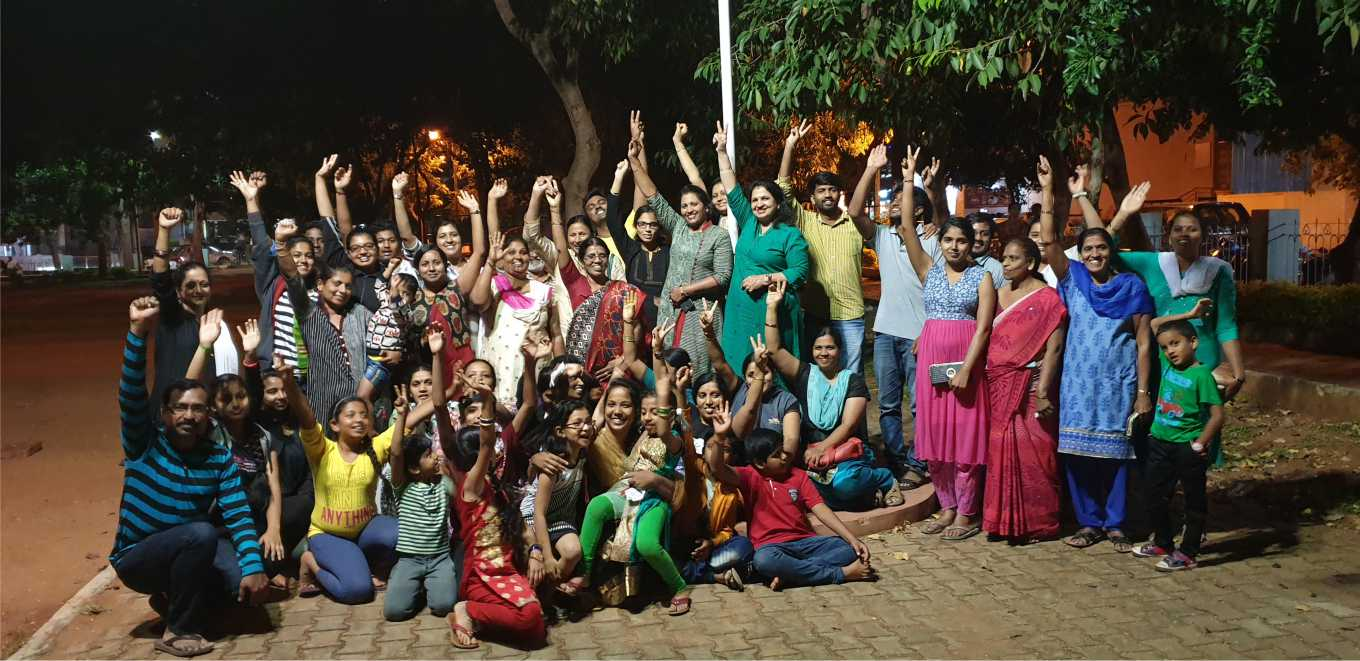 GSS Yoga has conducted innumerable number of events and activities across Mysuru