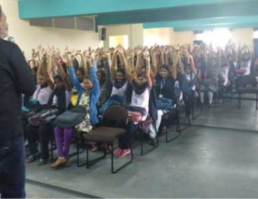 GSS Yoga has always been the wellness of society and our nation