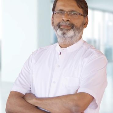 Srihari Dwarkanath is the founder and the 'Yoga Guru' of GSS Yogic Research Foundation