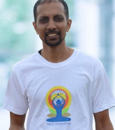 Shri Ranganath is a yoga teacher at GSS Yogic Research Foundation