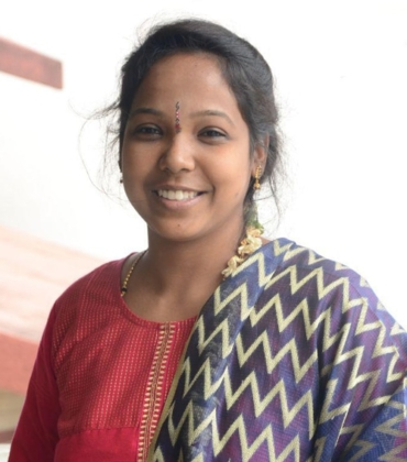 Smt. Roopashree is the team head at GSS Yogic Research Foundation